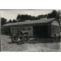 1928 Press Photo Farming Scene - spa02382