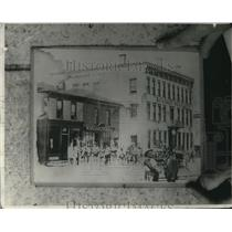 1931 Press Photo Dataract House, Cleveland  - cva87966
