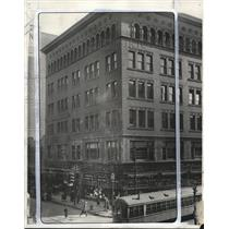 1929 Press Photo Ellastone Building - cva82874