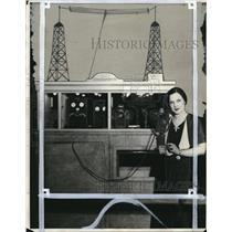 "1931 Press Photo ""Wee"" Evelyn Layne - cva74404"