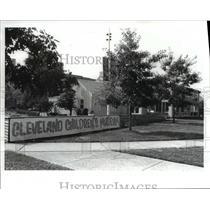 1988 Press Photo Cleveland Children's Museum - cva92274