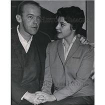 1960 Press Photo D.L. Bud Carlson - spa01495