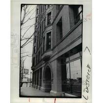 1977 Press Photo Western Reserve Building - cva83911