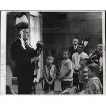 1969 Press Photo Governor Tom McCall - ora52397