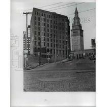 1977 Press Photo Western Reserve Building - cva83918
