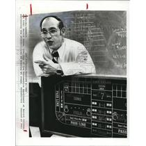 1979 Press Photo Mathematics Department Chairman, Harold Shane - cva78746