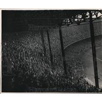 1971 Press Photo Crowd inside the Stadium - cva95770