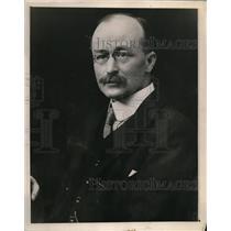 1919 Press Photo Portrait of Sir Charles Delavingus Asst Sec of Home Office Brit