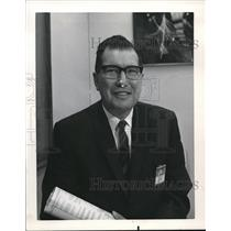 1971 Press Photo John M. Swihart, Chief Engineer of the SST - ora89556