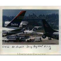 2000 Press Photo Portland International Airport - orb39794