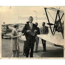 1969 Press Photo Tom McCall Aviator - ora53586