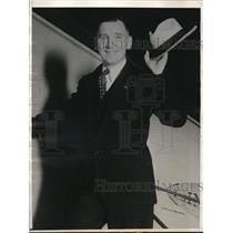 1929 Press Photo Ray Little, pilot to make miraculous landing - ora56902