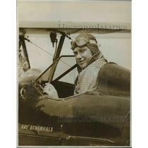 1935 Press Photo Ray Schanhals - ora82176