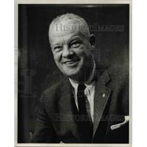 1960 Press Photo William Van Amerongen, Acting Director of Marketing - ora97311