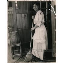 1918 Press Photo Estelle Lawton Lindsey - nex96735