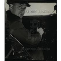 1934 Press Photo Pilot Herschel Laughlin - ora54676