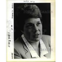 1987 Press Photo Karen Roach - ora86996