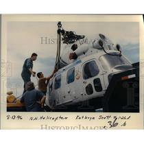 1996 Press Photo Helicopter-Oregon - orb15784