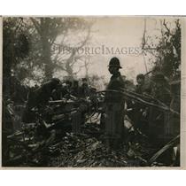 1920 Press Photo German Airliner Crashes at Caterham Surrey - nex97757