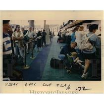 1994 Press Photo Portland International Airport - orb36324