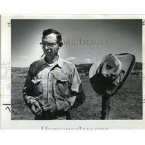 1972 Press Photo  Don McCullough - ora57661
