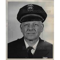 1973 Press Photo Happiness around Portland's Police Bureau was the - ora85516