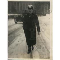 1925 Press Photo Norwegian Minister Helmer H Bryn at White House - nex99365