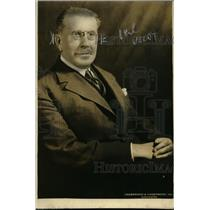1925 Press Photo Victor Henri Berenger French ambassador to the US - nex99232