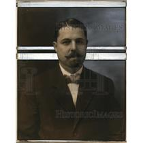 1919 Press Photo Harold A Ritz an attorney - nex99061