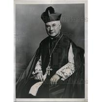 1935 Press Photo Archbishop of New York Francis J Spellman  - ney00245