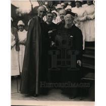 1919 Press Photo Cardinal Mercier  - ney00353