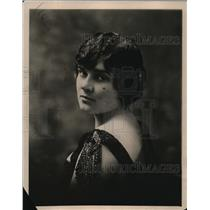 1919 Press Photo Mrs Georgia Fontaine Rayburn Washington Society Woman