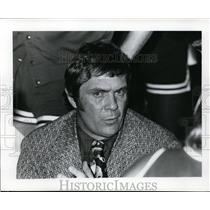 1972 Press Photo Coach Heinsaker of Boston Celtics - nes43573 - nes43573