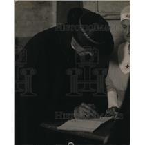 1919 Press Photo Cardinal Mercier - ney00351