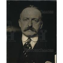 1917 Press Photo Robert Ingham Clegg School Board Candidate