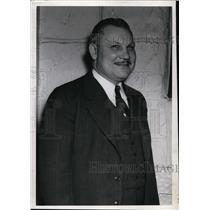 1940 Press Photo RRaymond Nig Borleske, played minor league baseball