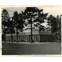 1969 Press Photo Property development award to Columbia Exporters for its HQ