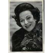 1972 Press Photo Abigail Van Buren - ora91038