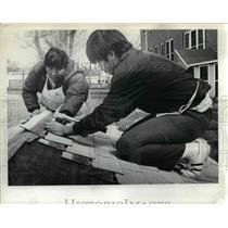1972 Press Photo A 49-week Pre-Apprenticeship Program - orb06147