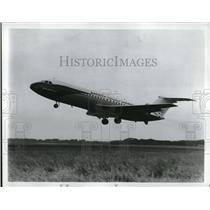 1965 Press Photo Braniff One-11 Jet - neb42808