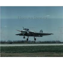 1989 Press Photo Jet fighter airplane - spx03494