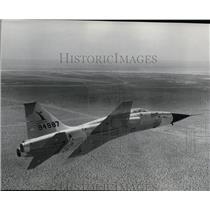 1959 Press Photo N-156F Freedom Fighter - spx03464