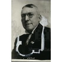 1911 Press Photo J Whitcomb Riley American Writer and Poet - spx04122