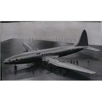 1946 Press Photo Charlton to be torn down for second runway of Brabazon airliner