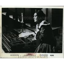 1965 Press Photo Futuristic presents What with Daliah Lavi - cvp80746