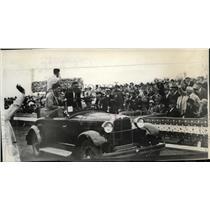 1965 Press Photo National Air Race Winner C W Speed Holman and Nick Mamer