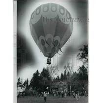 1973 Press Photo Hot Air Balloons  - spx05141