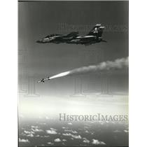 1980 Press Photo Airplane Fighters US Navy F-14 Tomcat - spx04274