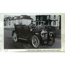 1912 Press Photo Louis Chevrolet  - spx04986