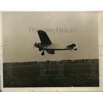 1927 Press Photo Bert Acosta Pilot Attempting Endurance Record - ney02223